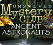 Unsolved Mystery Club: Ancient Astronauts Game Featured Image