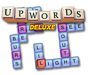 Upwords Deluxe Feature Game