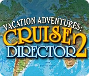 Vacation Adventures: Cruise Director 2 for Mac Game