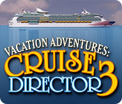Vacation Adventures: Cruise Director 3 Game Featured Image