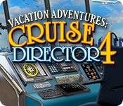 Vacation Adventures: Cruise Director 4 for Mac Game