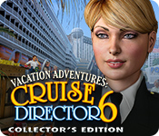 Buy PC games online, download : Vacation Adventures: Cruise Director 6 Collector's Edition