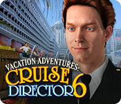Buy PC games online, download : Vacation Adventures: Cruise Director 6
