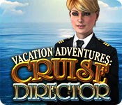 Vacation Adventures: Cruise Director Game Featured Image