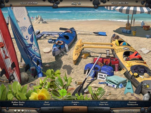 Gra Vacation Quest: The Hawaiian Islands Gra Bezpłatne