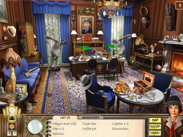 Valerie Porter and the Scarlet Scandal Screenshots