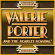 Buy Valerie Porter and the Scarlet Scandal