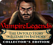 Vampire Legends: The Untold Story of Elizabeth Bathory Collector's Edition Game Featured Image