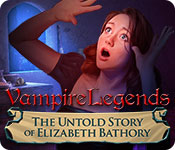 Vampire Legends: The Untold Story of Elizabeth Bathory for Mac Game