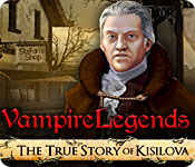 Vampire Legends: The True Story of Kisilova Game Featured Image