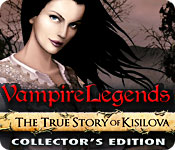 Vampire Legends: The True Story of Kisilova Collector's Edition for Mac Game