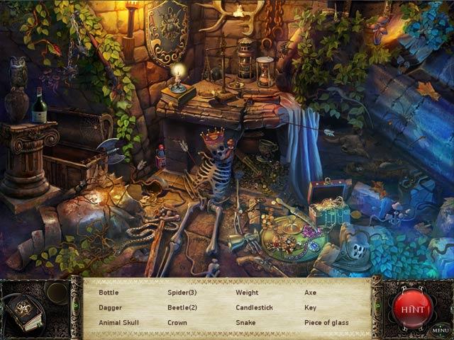 Vampires: Todd & Jessica's Story: Screenshot 2