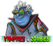 Vampires Vs Zombies Game Featured Image