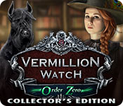 Vermillion Watch: Order Zero Collector's Edition Game Featured Image