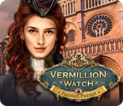 Vermillion Watch: Parisian Pursuit for Mac Game