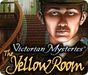 Victorian Mysteries: The Yellow Room Game Featured Image