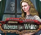 Victorian Mysteries®: Woman in White Game Featured Image