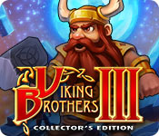Viking Brothers 3 Collector's Edition Game Featured Image