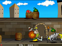 in-game screenshot : Viking (og) - Help a Viking defeat the knights!