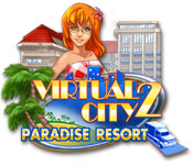 Featured image of Virtual City 2: Paradise Resort; PC Game