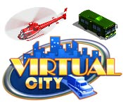 Virtual City Game Featured Image