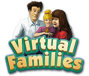 Virtual Families Game Featured Image
