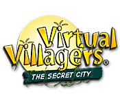 Virtual Villagers: The Secret City Game Featured Image
