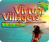 Virtual Villagers: A New Home feature