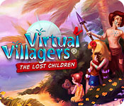Virtual Villagers: The Lost Children Game Featured Image