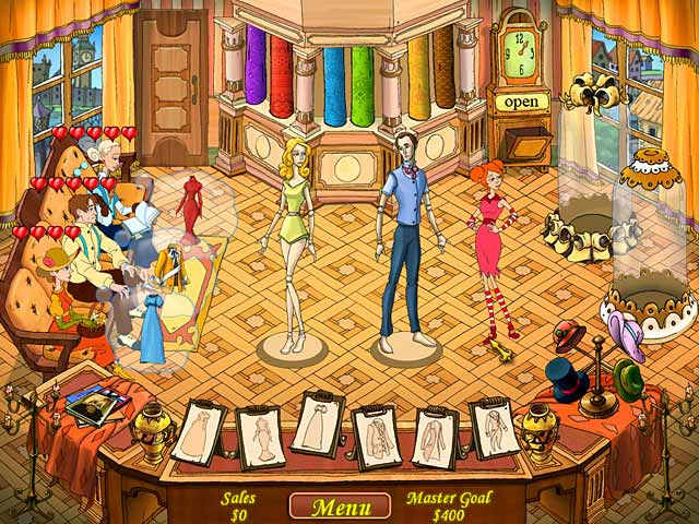 Vogue Tales - A stylish and fashionable game.