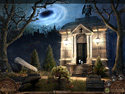 in-game screenshot : Voodoo Whisperer: Curse of a Legend (pc) - The entire town has been put into a deep, dark sleep by a mysterious evil force.