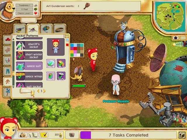 Wandering Willows (Sim) Screen1
