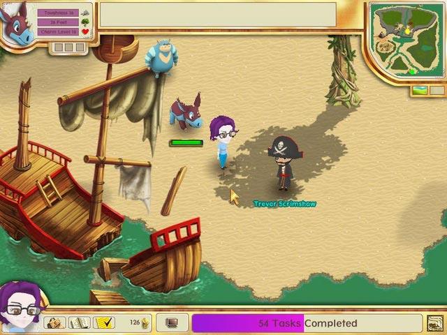 Wandering Willows (Sim) Screen2