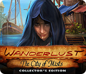 Wanderlust: The City of Mists Collector's Edition Game Featured Image