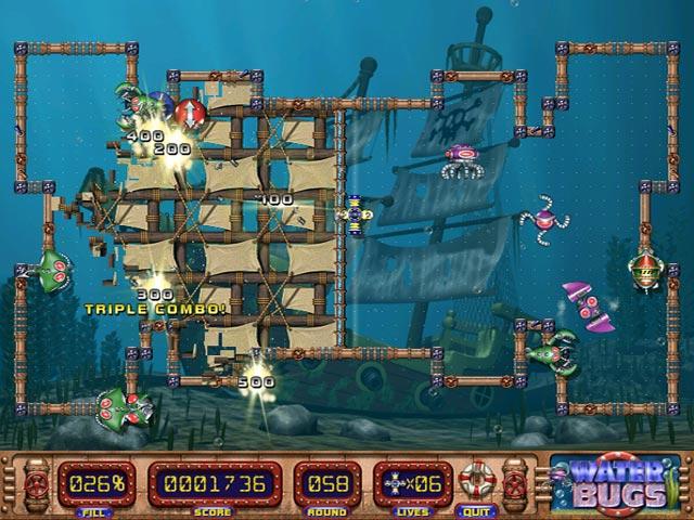 Big fish games water bugs download free