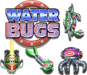 Water Bugs Feature Game