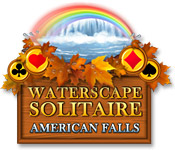 Waterscape Solitaire: American Falls feature
