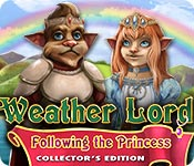 Weather Lord: Following the Princess Collector's Edition for Mac Game