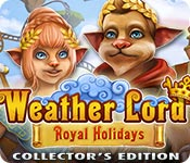 Weather Lord: Royal Holidays Collector's Edition Game Featured Image