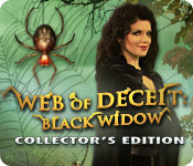 Web of Deceit: Black Widow Collector's Edition Game Featured Image