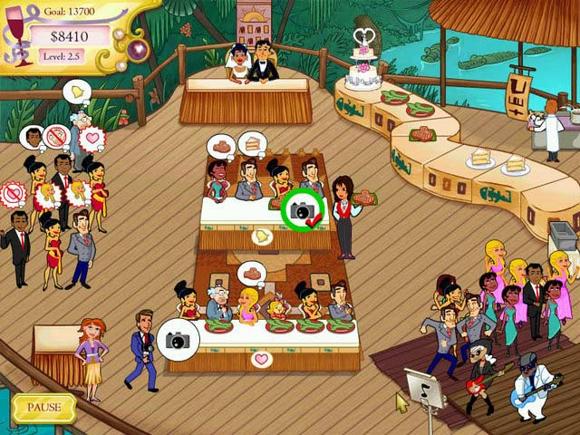 Click To Download Wedding Dash 2: Rings Around the World