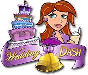 Wedding Dash feature