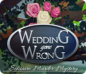 Wedding Gone Wrong: Solitaire Murder Mystery Game Featured Image