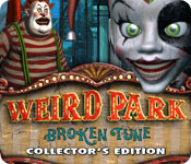 Weird Park: Broken Tune Collector's Edition for Mac Game