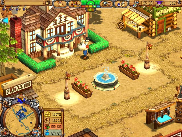 Gra Westward III: Gold Rush Gra Bezpłatne