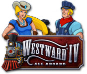 Westward IV: All Aboard Game Featured Image