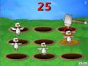in-game screenshot : Whacka (og) - Take a whack at this arcade game!