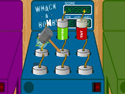in-game screenshot : Whack-a-Bomb! (og) - Whack-a-bomb before it explodes!