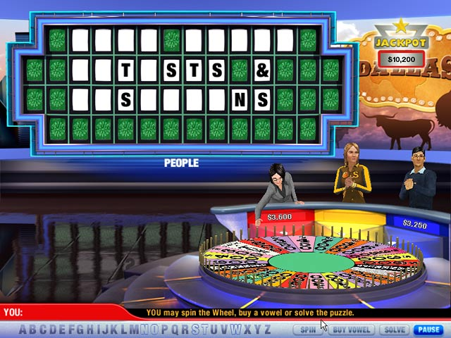 Click To Download Wheel of Fortune 2