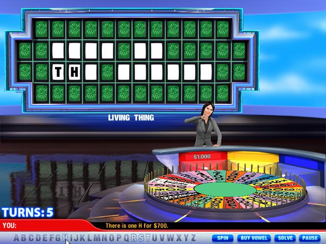 Play wheel of fortune online for Big fish games free download full version